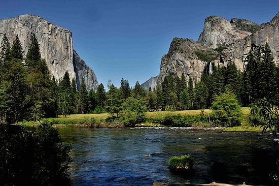 Yosemite National Park - courtesy Wikimedia