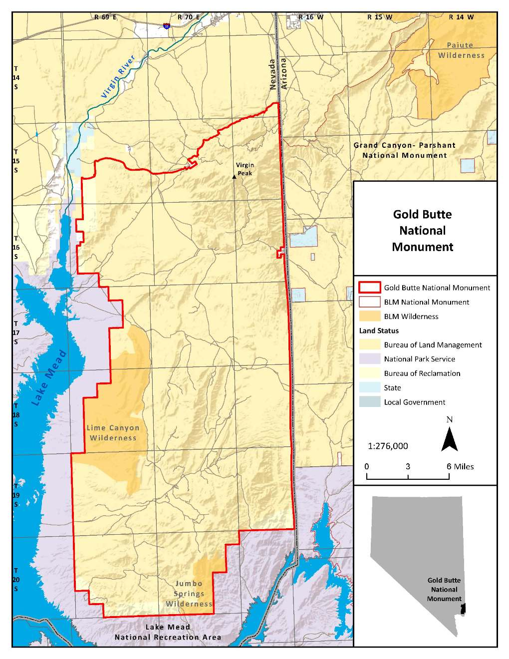 gold-butte-national-monument-map